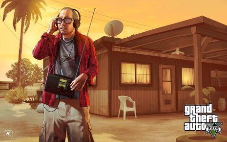 La BSO de  Grand Theft auto V