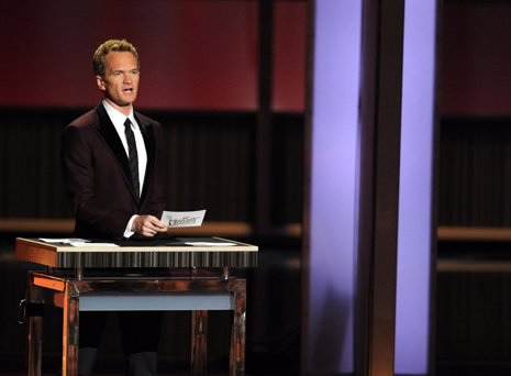 Neil Patrick Harris presenta la 65 edición de los Emmy