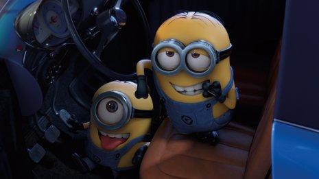 La película protagonizada por los Minions se aplaza hasta 2015