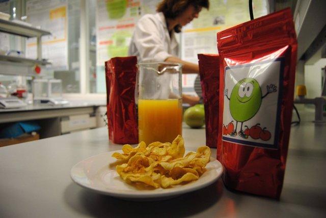 Snack que ayuda a reducir riesgos cardiovasculares