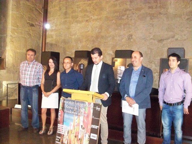 Presentación del III Maratón Fotográfico Reino de León