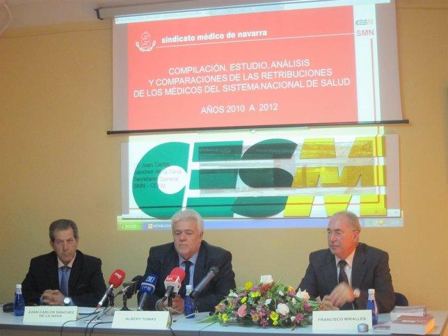 Presentación estudio de CESM