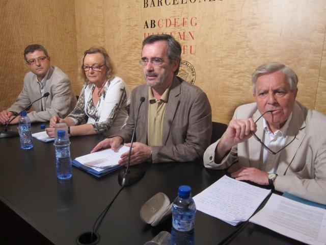 Presentación de 'Federalistes d'Esquerres'