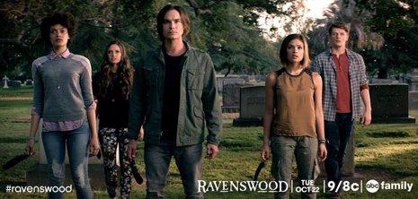 Ravenswood: Nuevo tráiler y teaser