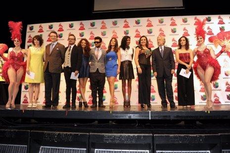 Gala de nominación a los premios gala