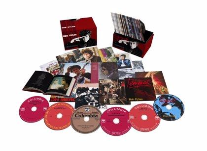Todo Bob Dylan en una caja