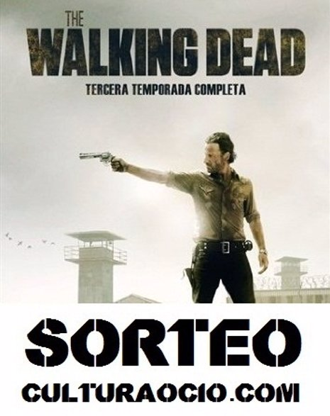 The Walking Dead: Sorteo Tercera Temporada