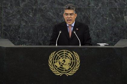 """Jaua denuncia que la ONU está """"secuestrada"""" por el """"imperialismo"""" de EEUU"""