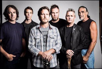 Pearl Jam comentan su nuevo álbum en un documental