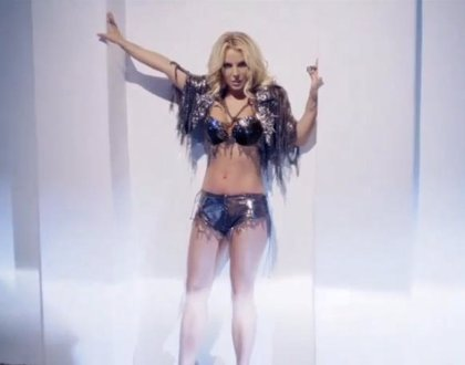 Britney Spears nos regala un adelanto de 'Work Bitch'