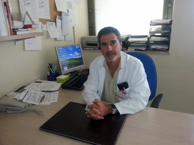 El doctor Jordi Alom