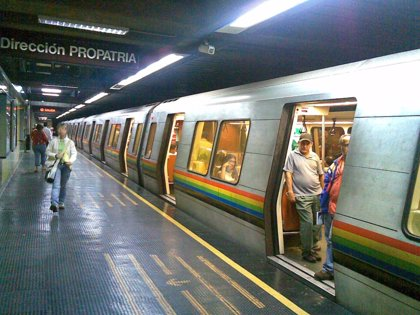 Muere un hombre apuñalado en el metro de Caracas por oponerse a ser robado