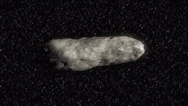 Satélite 2012 DA14