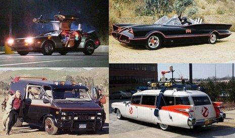 Los vehículos más icónicos