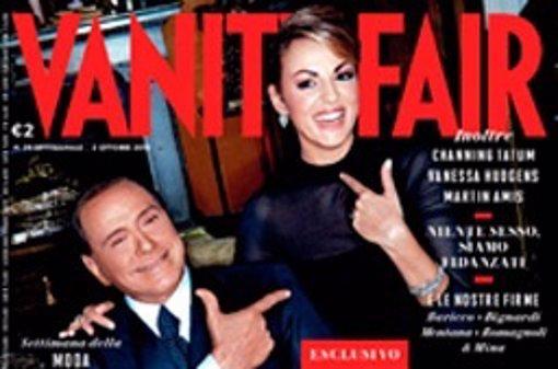 Berlusconi y su nueva novia