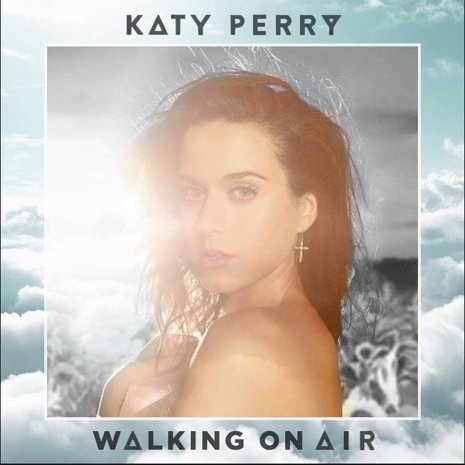 Katy Perry lanza 'Walking on air'