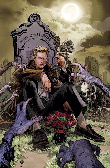 'Constantine', la nueva ficción de David S. Goyer