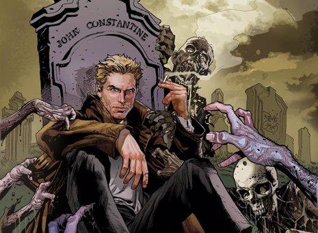 John Constantine tendrá su propia serie