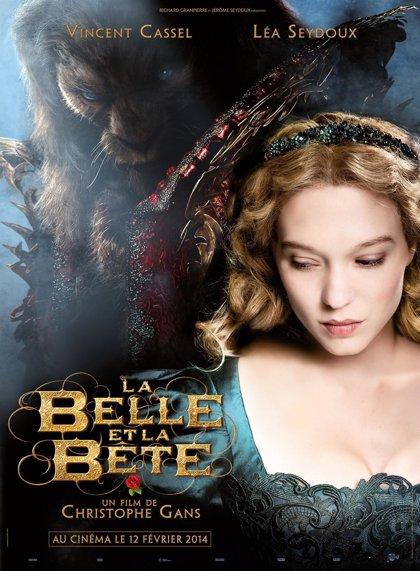 Primer póster de 'La Bella y La Bestia'