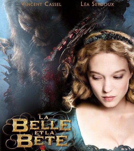 La Bella y La Bestia, primer póster oficial