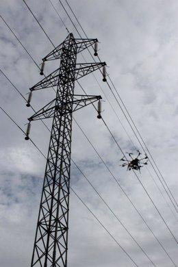 'Drones' De Endesa Para Revisar La Red Eléctrica