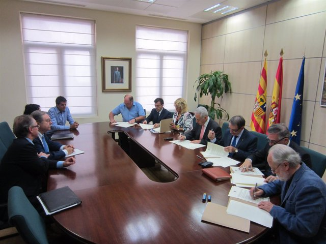 El Gobierno aragonés promueve el uso sostenible de productos fitosanitarios.