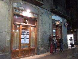 Bar Marsella en el Raval de Barcelona