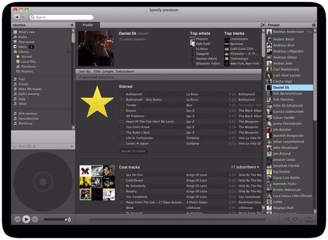 Spotify lanza un botn de seguir a artistas para insertar en webs malvernweather Images
