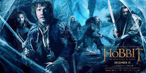 Nuevo imagen de 'El hobbit: La desolación de Smaug'
