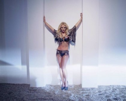 Britney Spears presenta el vídeo de 'Work Bitch'