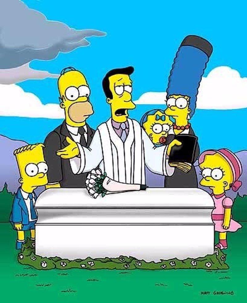 ¿Qué personaje morirá en Los Simpson?