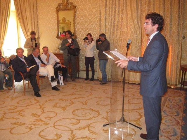 Mañueco da a conocer el ganador del Premio Ciudad de Salamanca de Novela