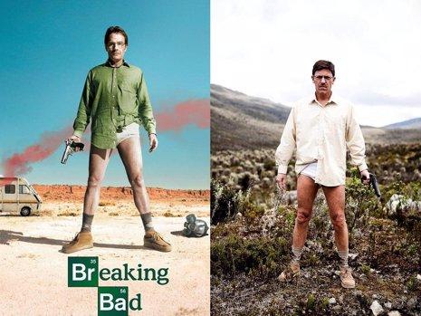 Breaking Bad latino primer tráiler