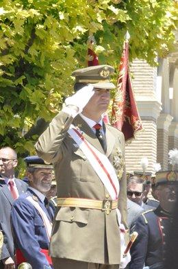 Su Alteza Real El Príncipe De Asturias, Don Felipe De Borbón.