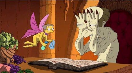 Intro de los Simpson por Guillermo del Toro