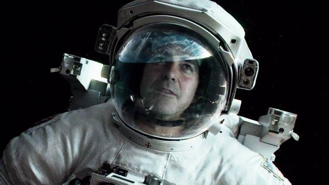 George Clooney en Gravity