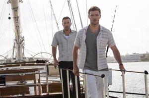 Ben Affleck y Justin Timberlake runner runner