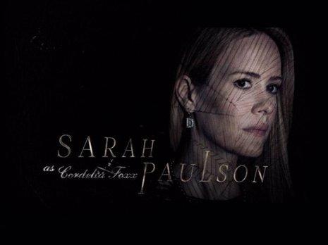 Sarah Paulson en Coven