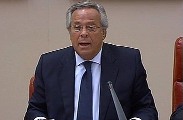 El presidente de SEPI, Ramón Aguirre