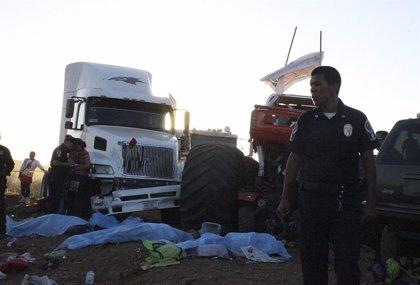 El conductor que arrolló al público en Chihuahua, a disposición judicial