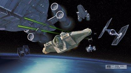 Primer avance 'Star Wars Rebels'