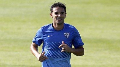 El defensa brasileño Weligton Robson renueva con el Málaga