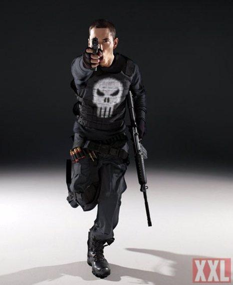 Eminem lanza el videoclip de Survival