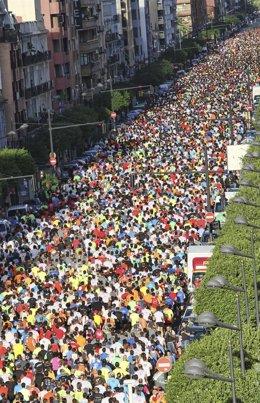 Medio Maratón de Valencia
