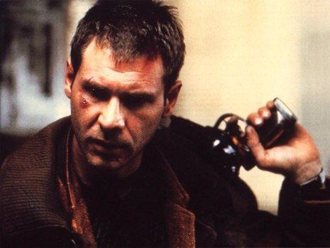 Harrison Ford En Blade Runner
