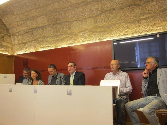 Exposición en el Auditorio de Galicia O Bosquexo do Mundo