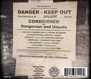 Tracklis 'The Marshall Mathers LP 2'