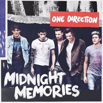 One Direction muestran la portada de su nuevo álbum