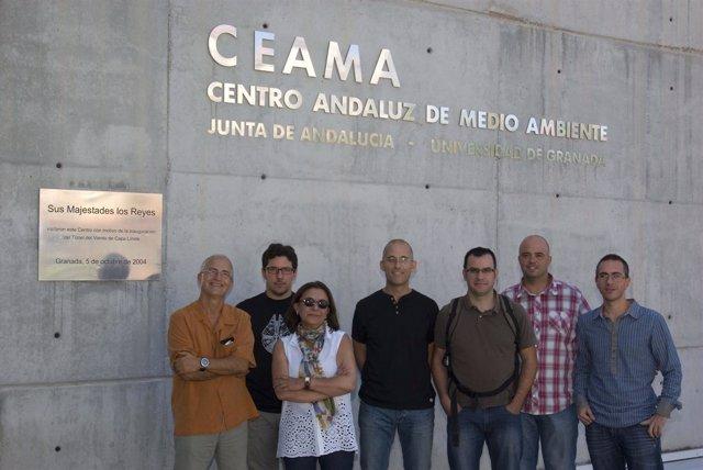 Equipo de científicos de la Universidad de Granada ayudan en proyecto Amazonia