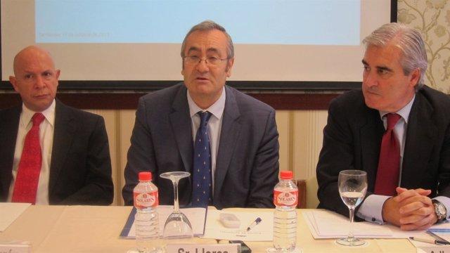 El presidente de Puertos del Estado en Santander